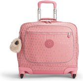 Kipling Manary Laptop Trolley - Pink Gold Drop