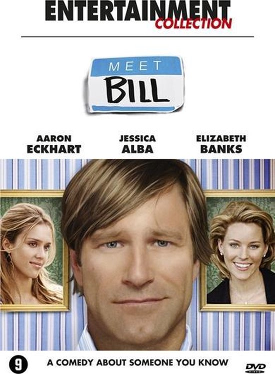 Cover van de film 'Meet Bill'