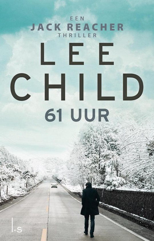 Boekomslag voor Jack Reacher 14 - 61 Uur