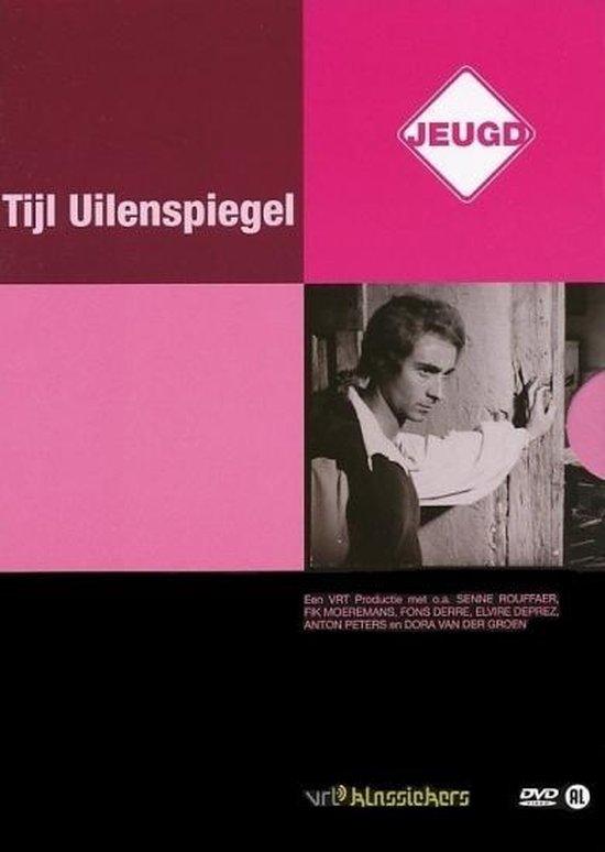 Cover van de film 'Tijl Uijlenspiegel'