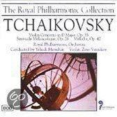 Tchaikovsky: Violin Concerto etc / Menuhin, Vinnikov, RPO