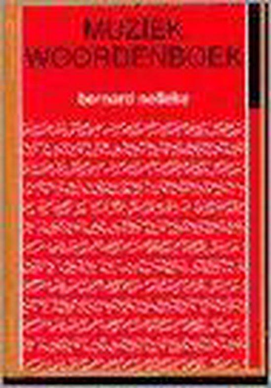 Muziek woordenboek - Nelleke |