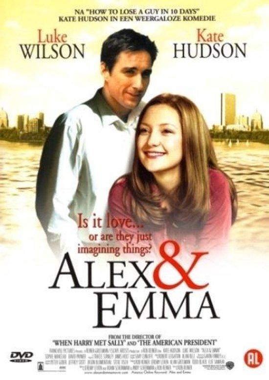 Cover van de film 'Alex & Emma'