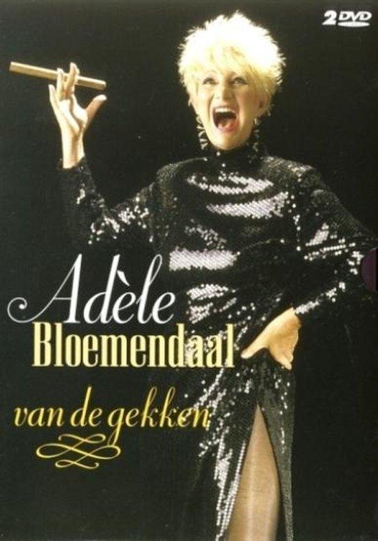 Cover van de film 'Adele Bloemendaal - Van De Gekken'