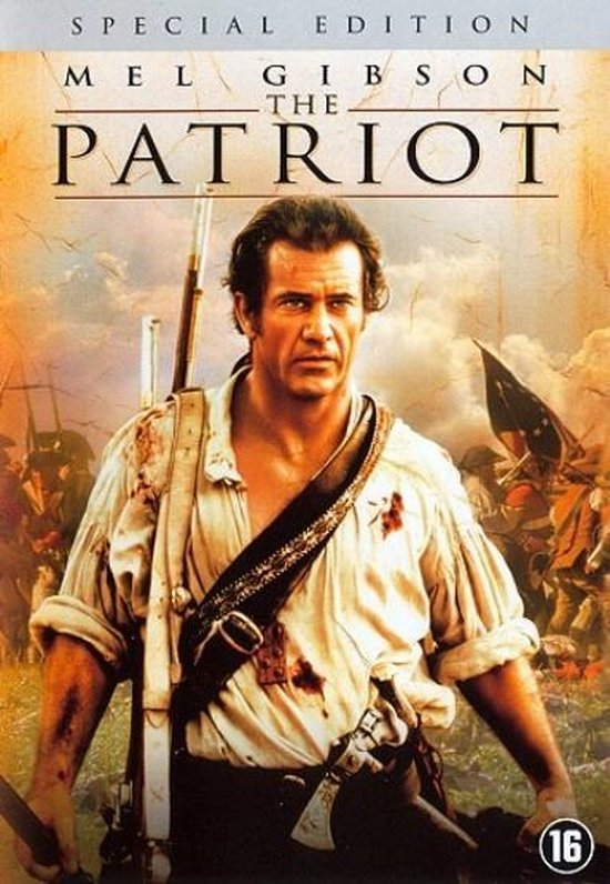 Cover van de film 'The Patriot'