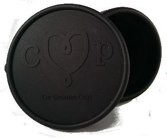 De Groene Cup Magnetron sterilisator - voor steriliseren siliconen menstruatiecup