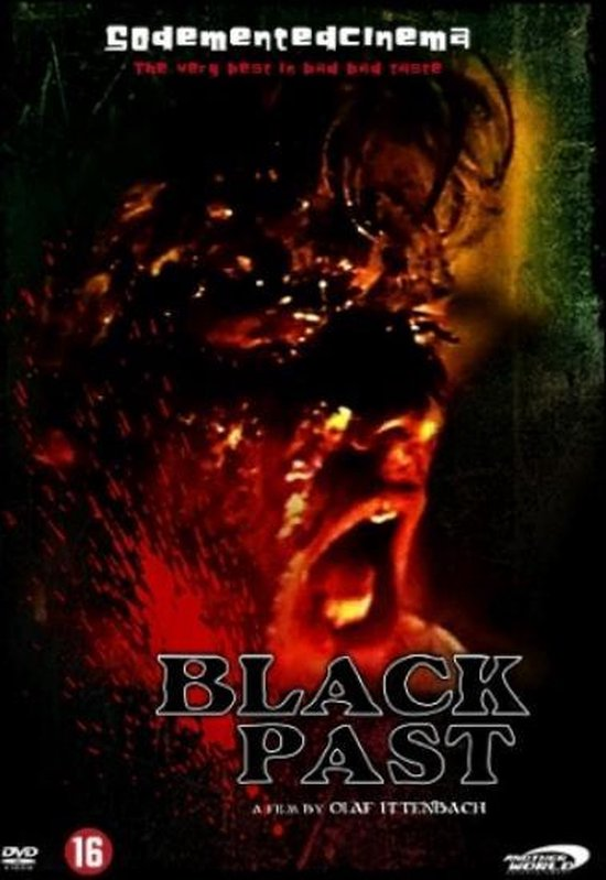 Cover van de film 'Black Past'