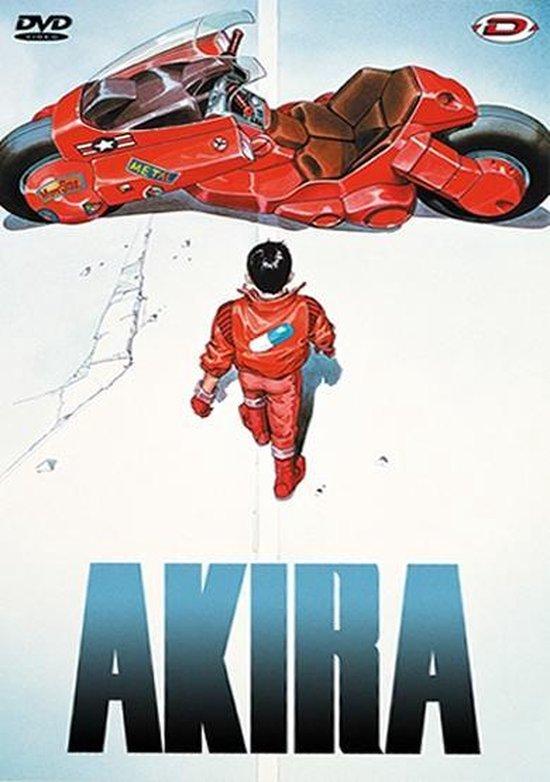 Cover van de film 'Akira'
