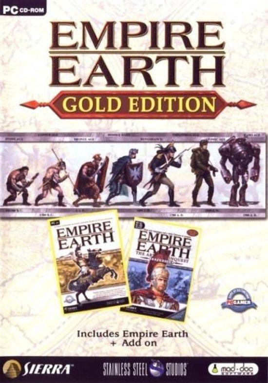 Empire Earth Gold – Windows