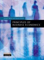 Boek cover Essentials of Business Economics van J. G. Nellis