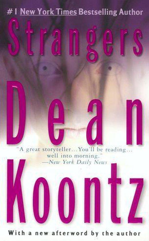 Boek cover Strangers van Dean Koontz (Onbekend)