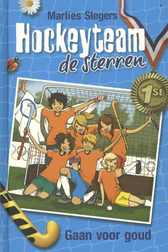 Hockeyteam de Sterren - Gaan voor goud - Marlies Slegers |