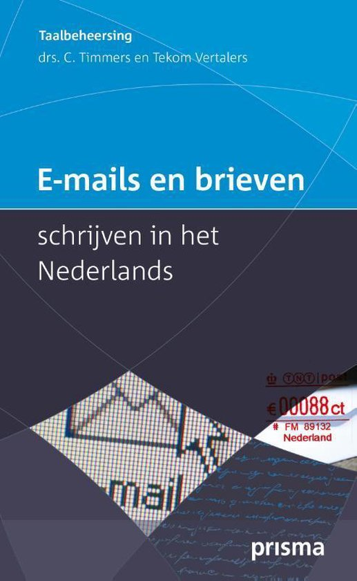 E-mails en brieven schrijven in het Nederlands - Corriejanne Timmers   Fthsonline.com
