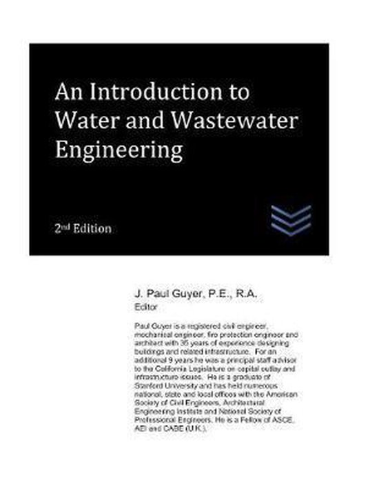 An Introduction to Water and Wastewater Engineering