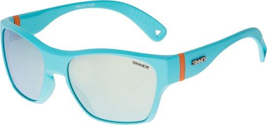 Sinner Gunstock Unisex Zonnebrillen - Blauw - One Size