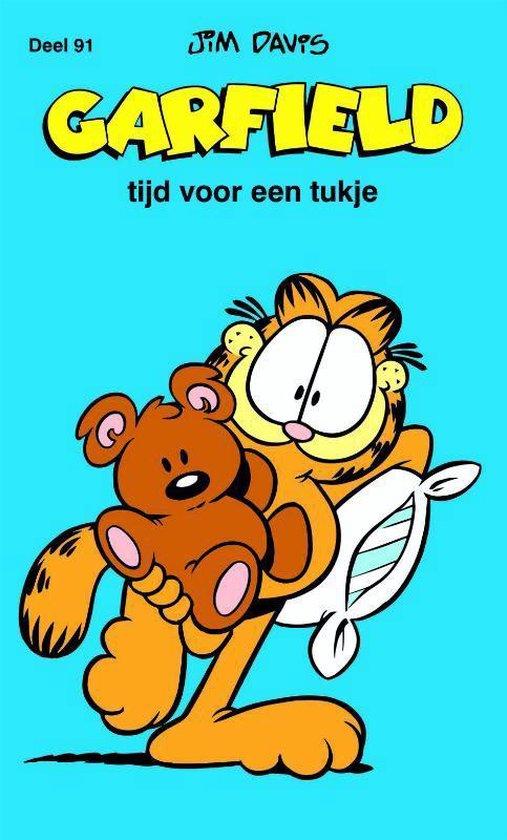 Garfield pocket 91. tijd voor een tukje - Jim Davis |