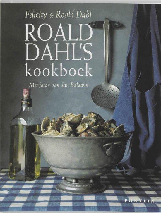 Roald Dahl's Kookboek / Druk Herdruk - F. Dahl  
