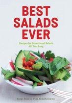 Boek cover Best Salads Ever van Sonja Bock