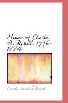 Memoir of Charles H. Russell, 1796-1884