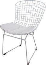 DS4U draadstoel - metalen stoel - wit