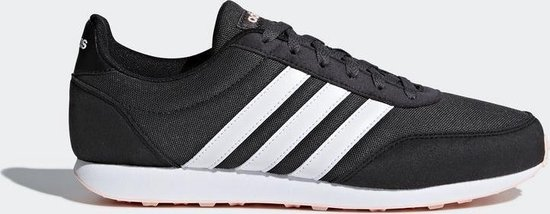 bol.com | adidas Lite Racer Sneakers Dames - Black/Coral