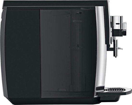 JURA S8 Zwart - Chroom