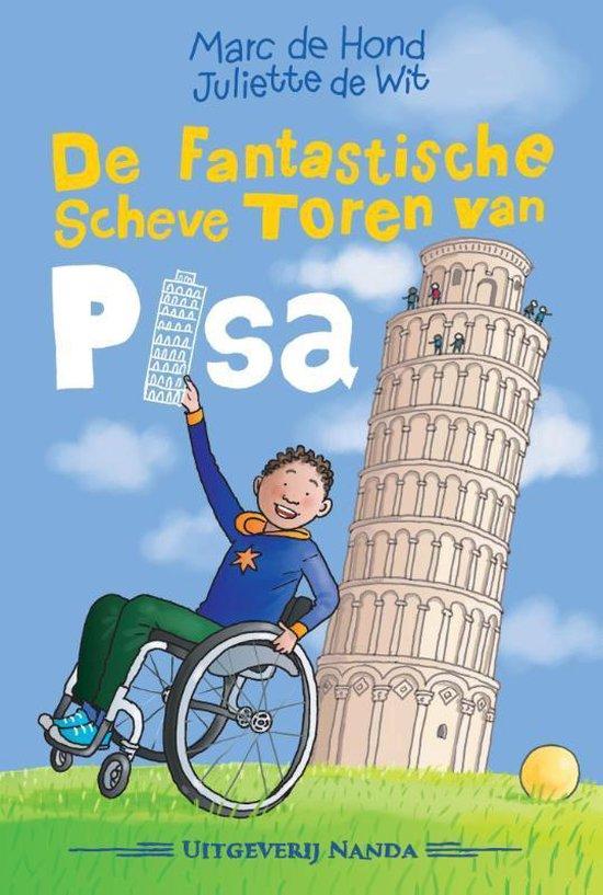 Boek cover De fantastische scheve toren van Pisa van Marc de Hond (Hardcover)