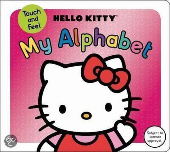 Boek cover Hello Kitty van Roger Priddy (Onbekend)