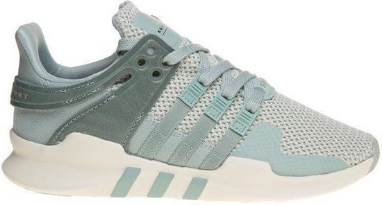 | Adidas Sneakers Eqt Support Adv Dames Groenwit