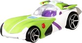 Hot Wheels Toy Story Auto Buzz Lightyear 7,5 Cm Groen/wit