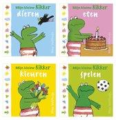 Boek cover Kikker - Mijn kleine Kikker (4 miniboekjes) van Max Velthuijs