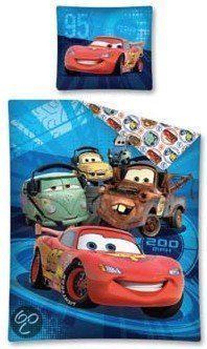 Disney Dekbedovertrek cars 200 mph 140 x 200 cm kopen