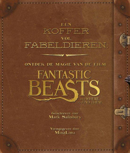 Afbeelding van Fantastic Beasts and Where to Find Them - Een koffer vol fabeldieren