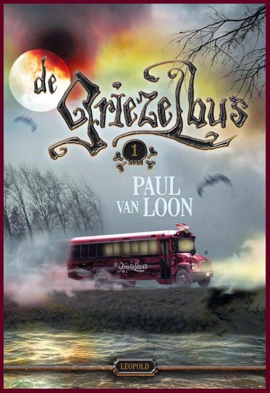 Zoeklicht Dyslexie - De Griezelbus 1 - Paul van Loon |