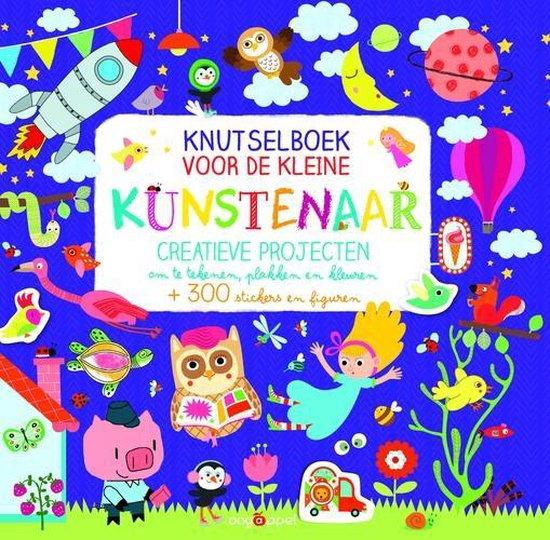 Knutselboek voor de kleine kunstenaar - none |