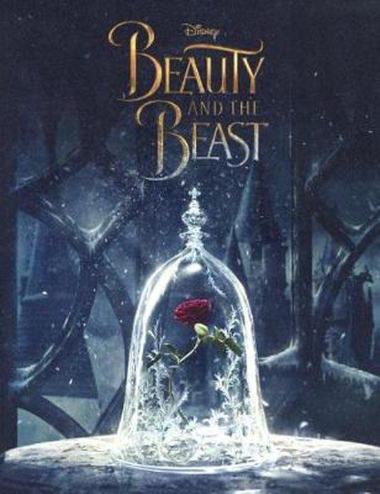 Boek cover Beauty and the Beast Novelization van Elizabeth Rudnick (Hardcover)