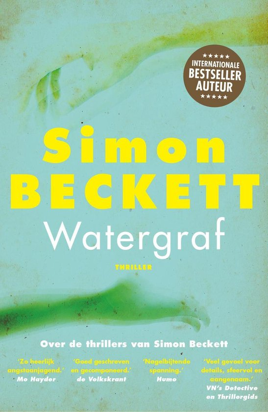 David Hunter - Watergraf - Simon Beckett |
