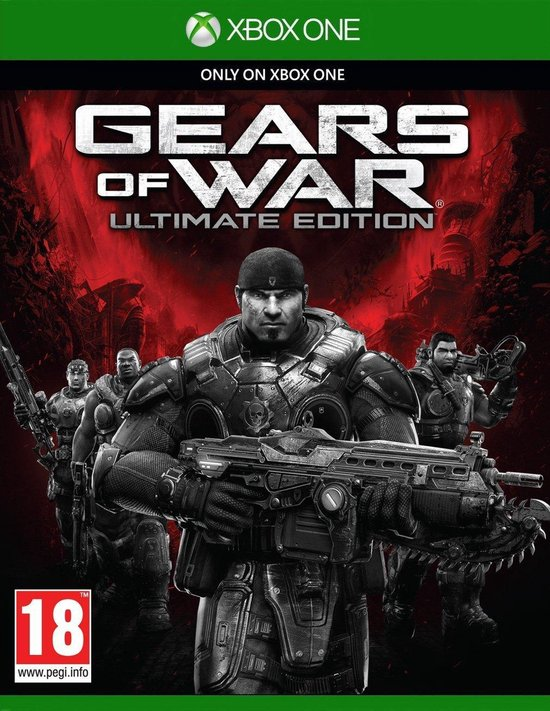 Microsoft Gears of War: Ultimate Edition Xbox One