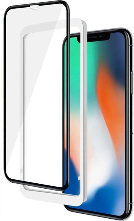 Purity Tempered Glass Screen Protector voor iPhone Xr - Makkelijk aan te brengen met de installatie tool - Purity