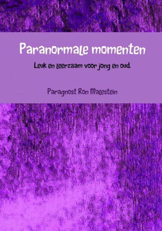 Paranormale momenten - Paragnost Ron Malestein |