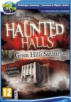 Haunted Halls 1: Green Hills Sanitarium - Windows
