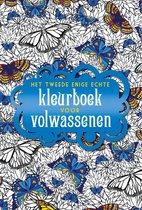 Het tweede enige echte kleurboek voor volwassenen