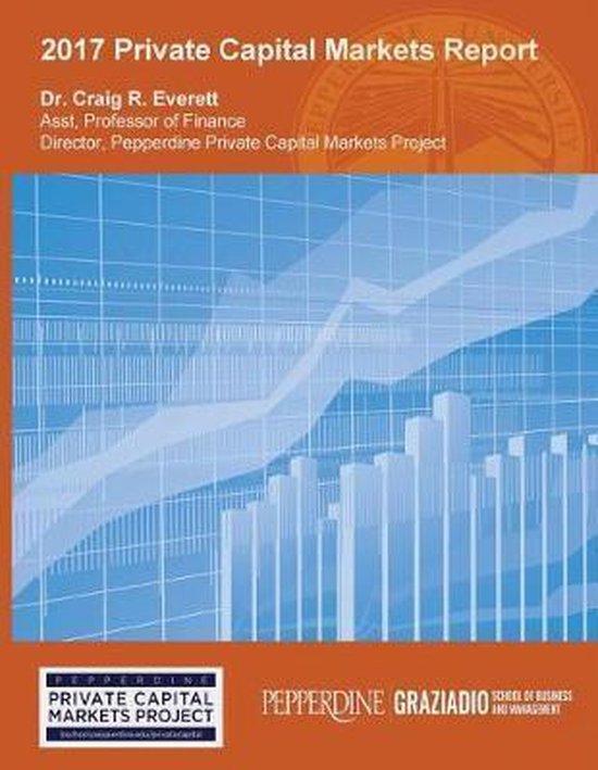 Afbeelding van 2017 Private Capital Markets Report