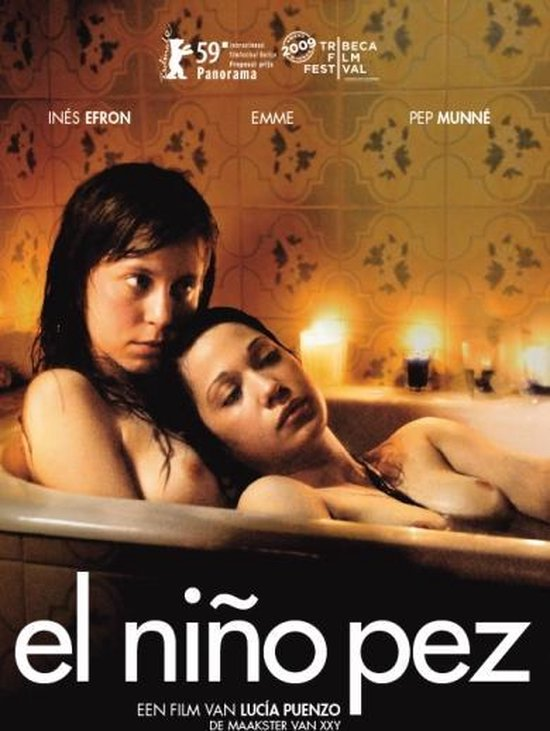 Cover van de film 'El Nino Pez'