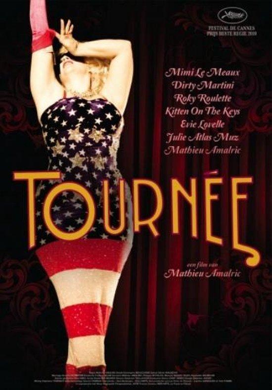 Cover van de film 'Tournée'
