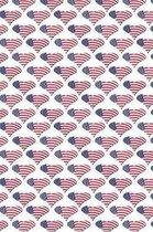 Patriotic Pattern - United States Of America 163