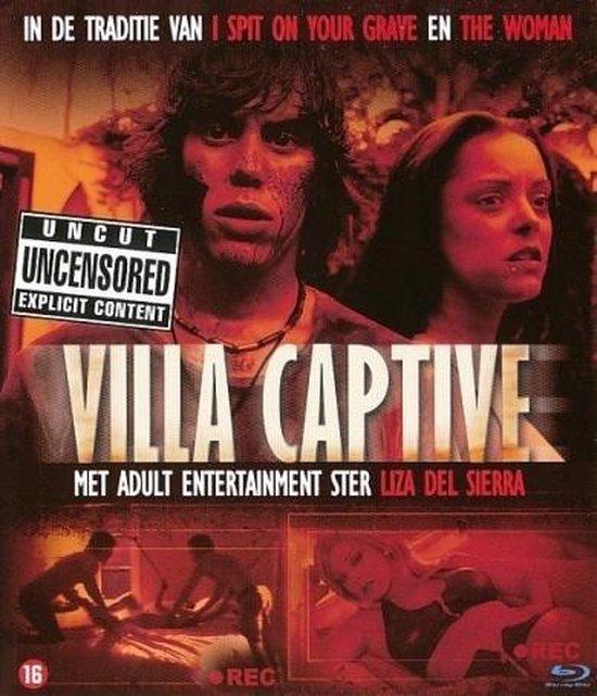 Cover van de film 'Villa Captive'