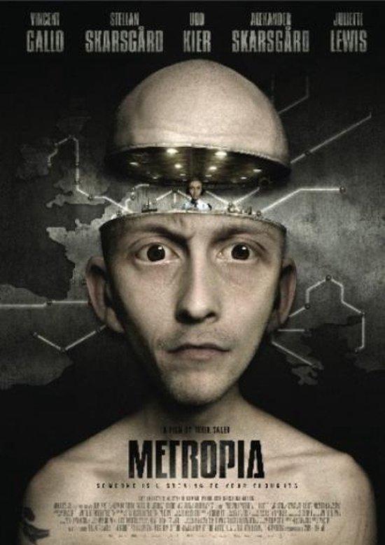 Cover van de film 'Metropia'