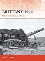 Boek cover Brittany 1944 van Steven J. Zaloga