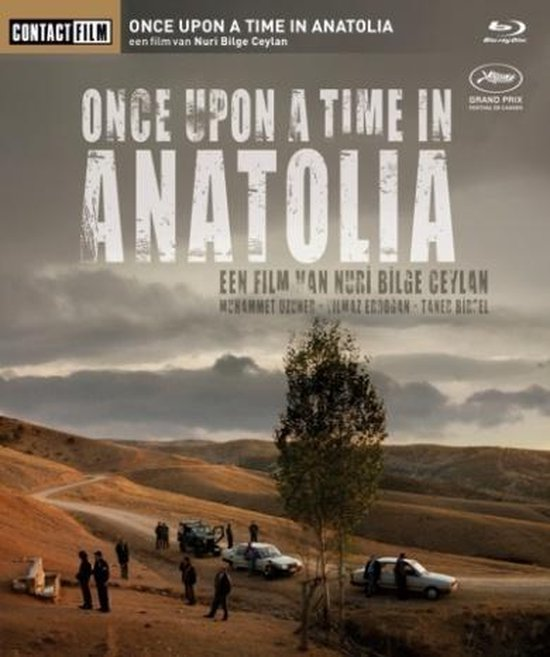 Cover van de film 'Once Upon A Time In Ana..'
